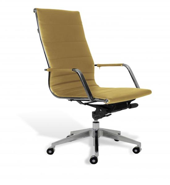 Modern High Back Desk Chair in Office Chairs