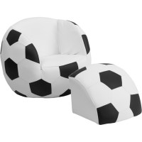 Kids Comfy Chair - Sports in Kids Lounge Chairs
