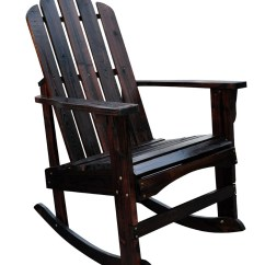 Adirondack Chair Wood Loveseat And Two Chairs Marina Rocking In
