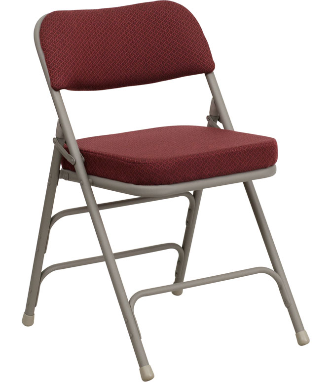 Cushioned Folding Chair in Folding Chairs
