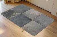 Photo Rug - Slate Tile in Patterned Rugs