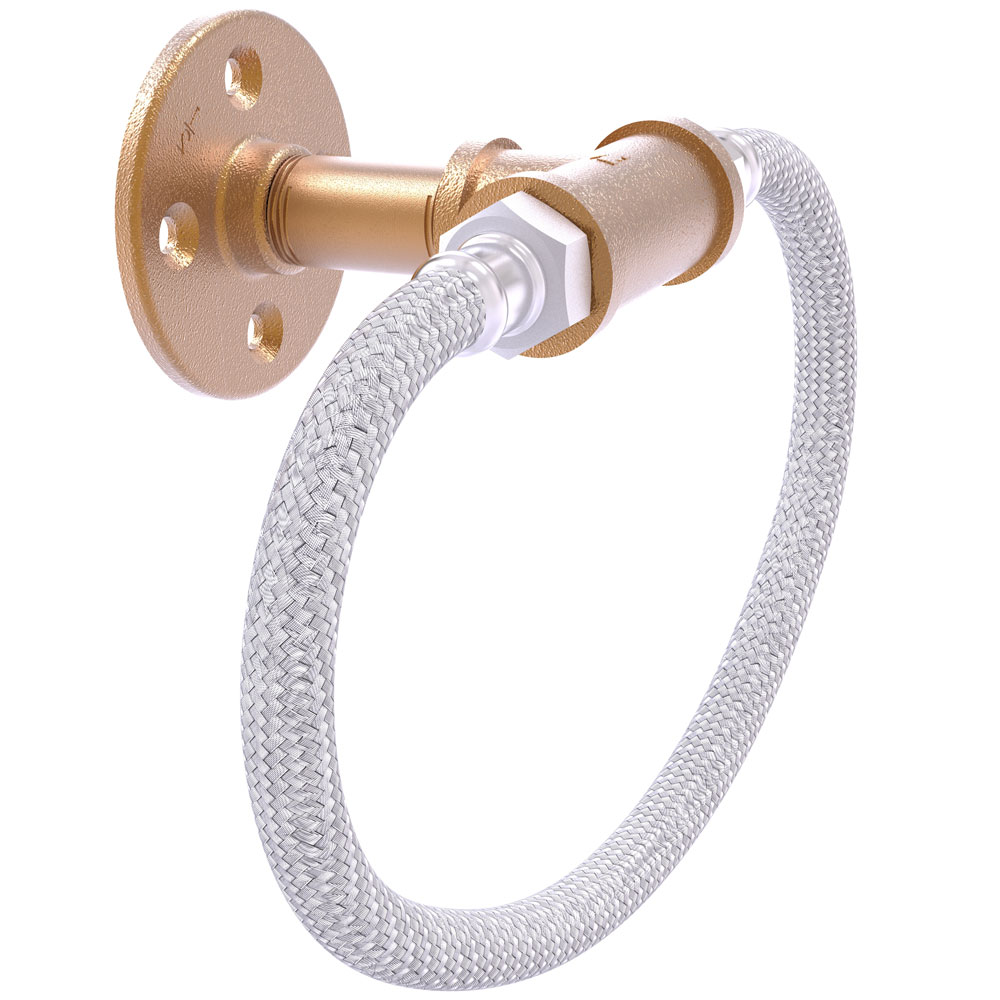 Pipeline Wall Towel Ring in Towel Bars and Rings