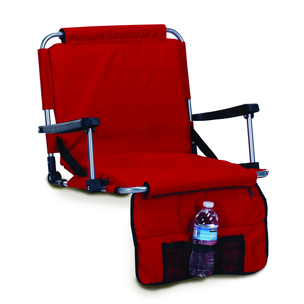 Stadium Seat  With Arm Rests in Outdoor Chairs