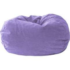 Chair Seat Cover Fabric Osaki 7075r Massage Review Suede Bean Bag - Medium In Chairs