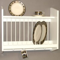 Wall Plate Rack in China Storage