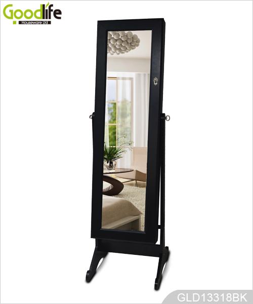 Moyen Orient Style Chaud Amazon Debout Miroir Armoire De