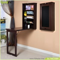Living room furniture modern wall mounted dining table ...