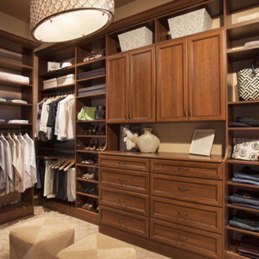 WalkIn Closet Organizers  Cabinets  Organizers Direct