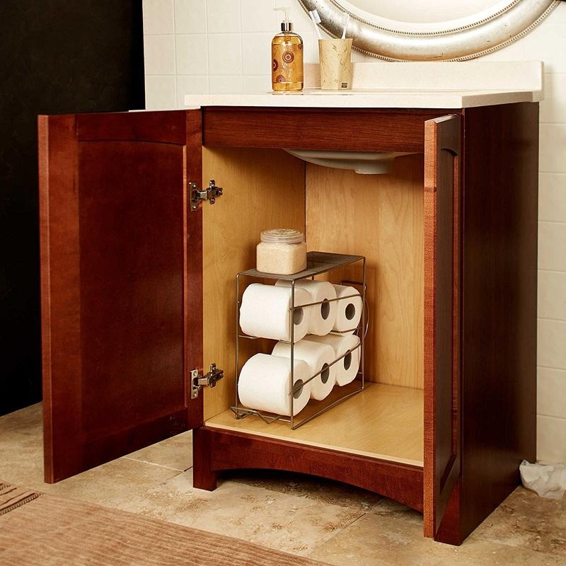 kitchen sink soap dispenser bottle faucets amazon unique toilet paper storage holder - organize your life