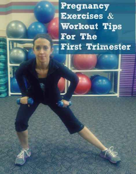 Pregnancy Exercises & Workout Tips For The First Trimester