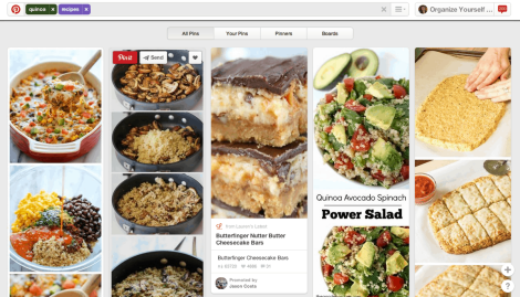 quinoa on pinterest