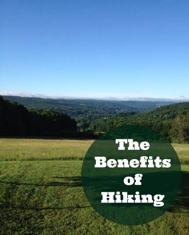 The benefits of hiking