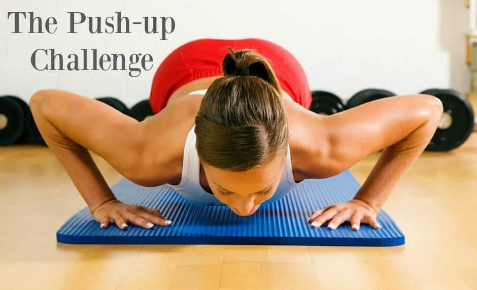 The Push-up Challenge