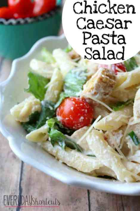 Everyday-Shortcuts-Chicken-Caesar-Pasta