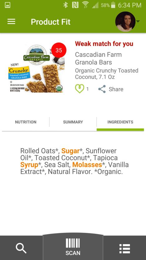 Labels Screenshot 2
