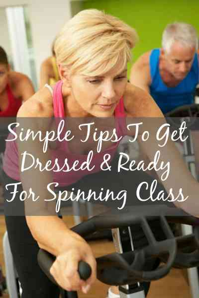 Simple Tips to Get Dressed and Ready for Spinning Class