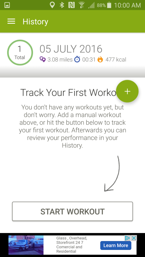 Endomondo 3