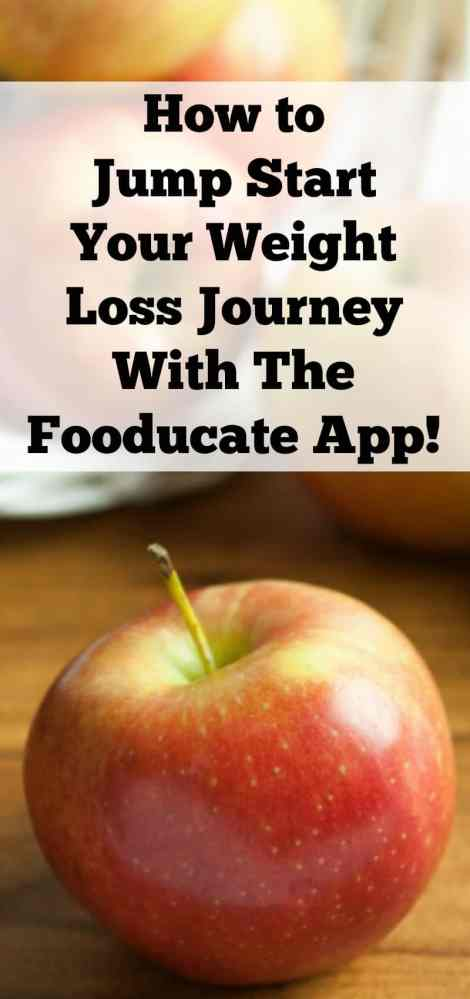 How to Jump Start Your Weight Loss Journey With the Fooducate App