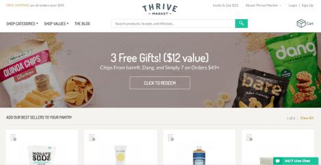Thrive Market Honest Review