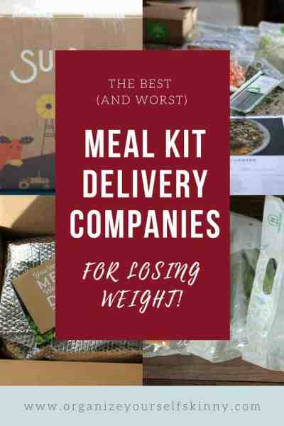 Healthy Meals Delivered: The Best Meal Kit Delivery Companies for Losing Weight