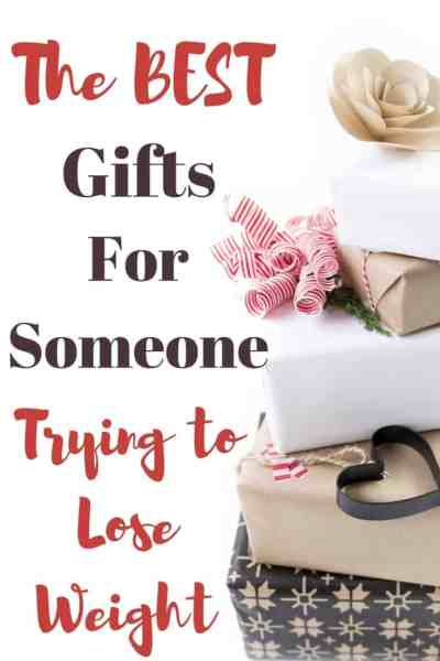 Healthy Gifts for Someone Trying to Lose Weight