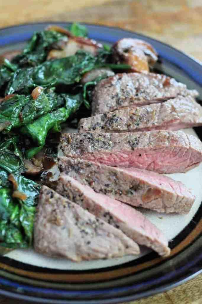low carb steak recipe