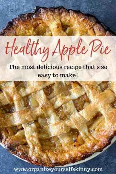 Healthy Apple Pie: The Best Recipe!