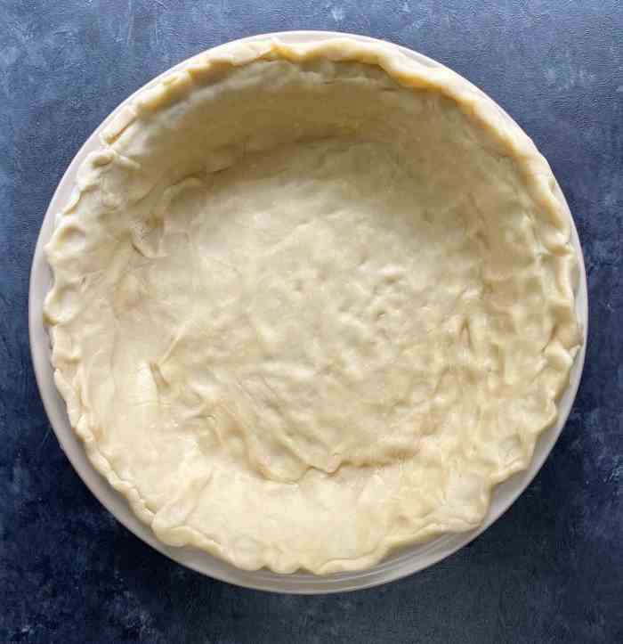 Trader Joe's Pie Crust