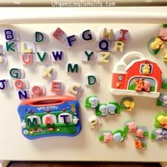 Kitchen Magnets Countertop Materials Save Your Fridge From Toy Scratches Organizing Homelife