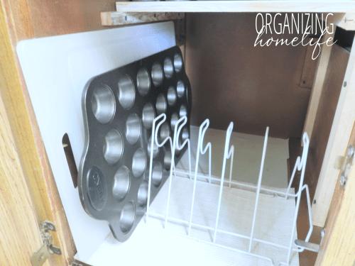 organizing homelife