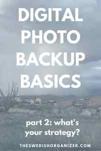 What's Your Backup Strategy? The 3-2-1 Method?