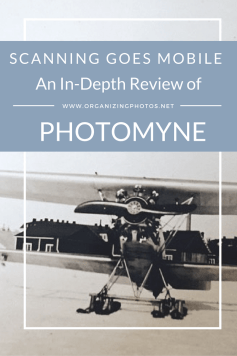 Scanning Goes Mobile: An In-Depth Review of Photomyne