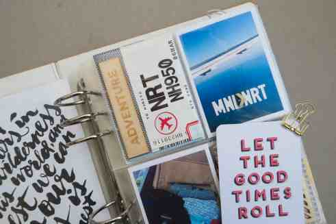 Here's how to Scrapbook smarter with Travel Pocket-Page Memory-Keeping - OrganizingPhotos.net