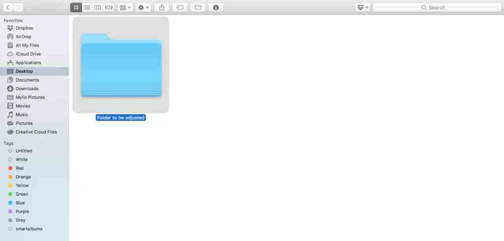 Color-Coding Fun, Part 1 - Customizing Your Folders on a Mac