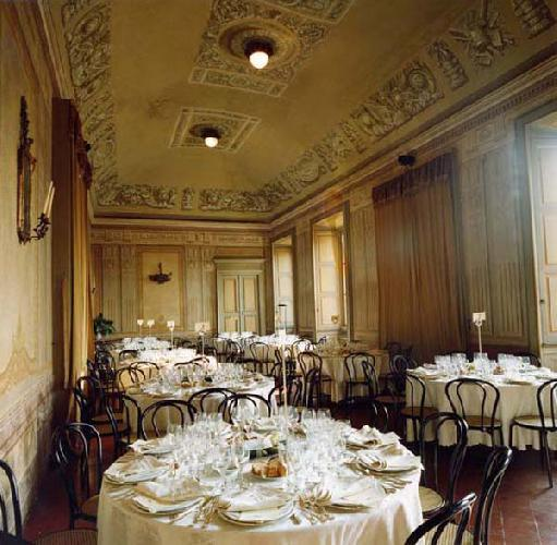 Villa Botta Adorno Torre disola  Pavia