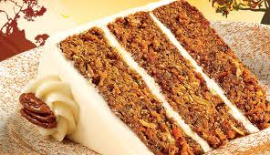 """Benefits of Carrots - Moist Carrot Cake Recipe."""