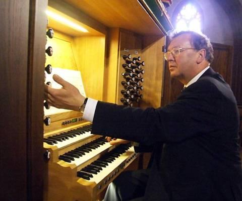 Andrzej Chorosiński (Warszawa) — organy