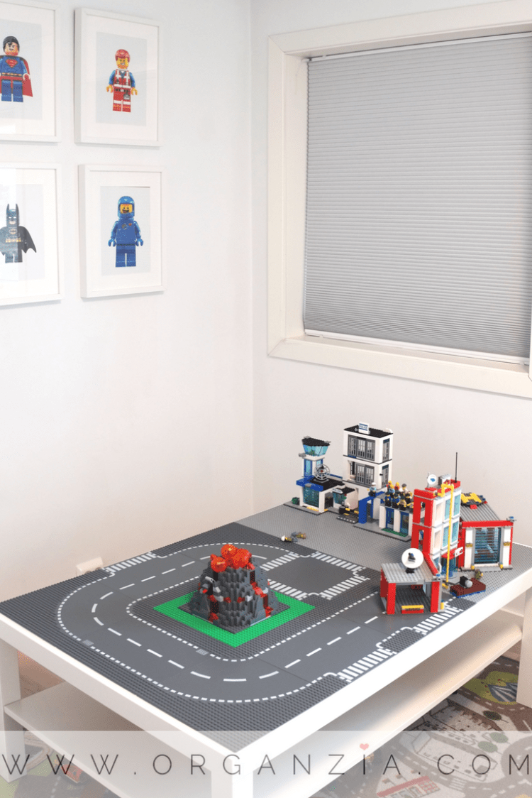 Lego bedroom - Lego pictures, Lego Table