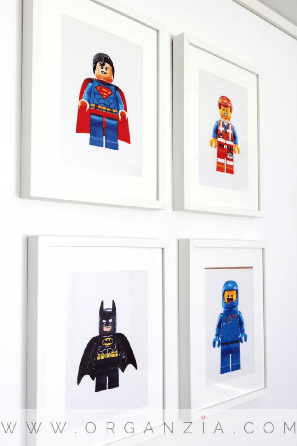 Lego bedroom - Lego pictures