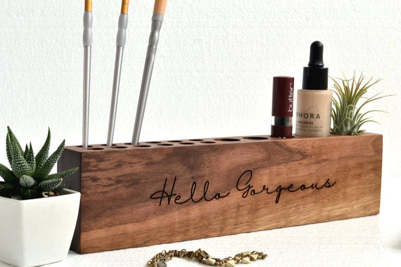 Unique Makeup organizer custom