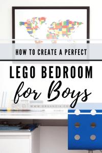 Lego Bedroom Inspiration