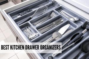 Kitchen utensil organizers - 13 smart products