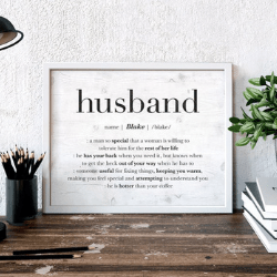 valentine gift for husband