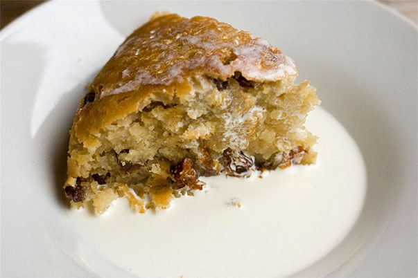 Spotted Dick by Charles Smith of FiveEuroFood.com