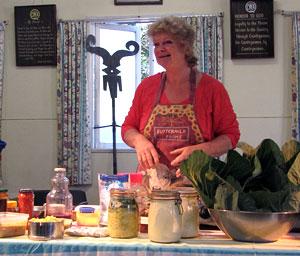 Elisabeth Fekonia Permacultureproduce.info