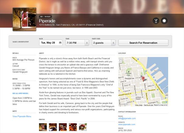 Buy a ticket at Piperade Restaurant in San Francisco