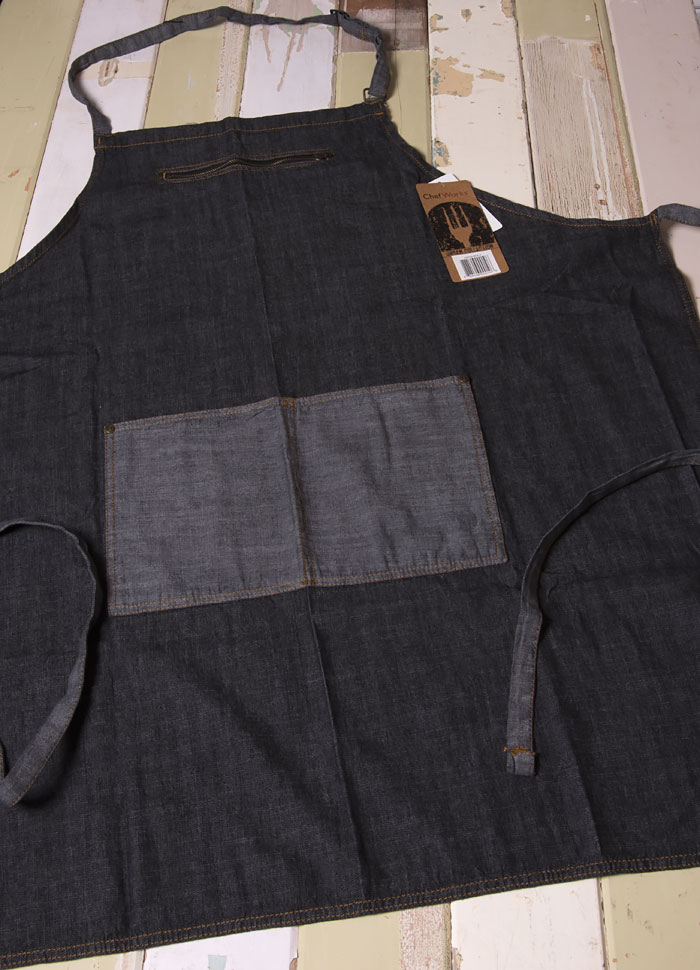 Chef Works Denim Apron