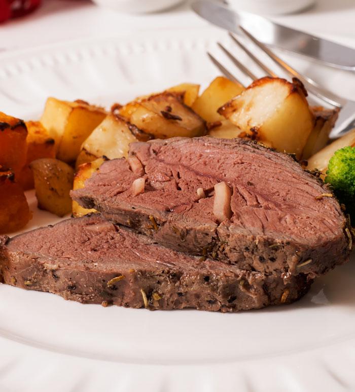 Lamb Rump Roast
