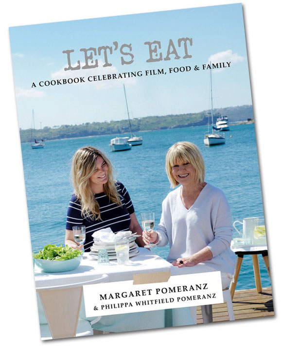Let's Eat by Margaret Pomeranz and Philippa Whitfield Pomeranz