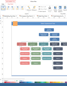 Org chart creator interface also essential features  skills for your projects rh orgcharting